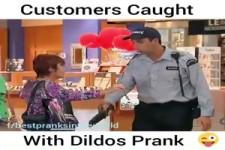 Kunden erwischt