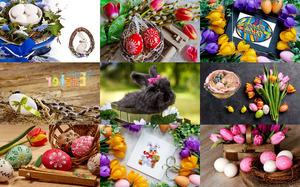 Happy Easter 5 - Fröhliche Ostern 5