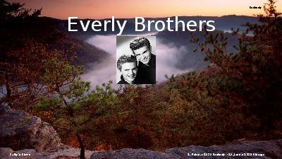 Jukebox - Everly Brothers 001