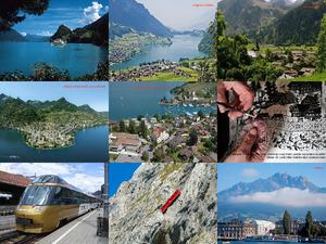 Der goldene Zug - Schweiz