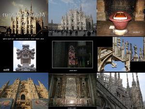 Dom in Milano