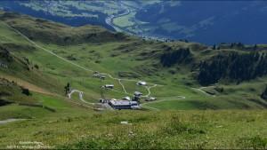 Kitzbuehler Alpen Tyrolean Mountains Austria