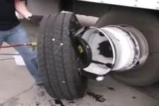 LKW-Reifenwechsel in Minuten