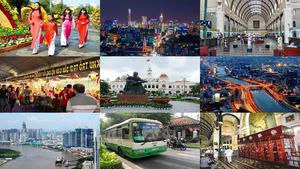 Vietnam Saigon.Erika