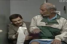 Mr Bean at it again - Herr Bean, nochmal
