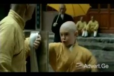 Ich werde zum Kung Fu Kämpfer