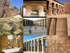 Aegypten - Land der Phareonen