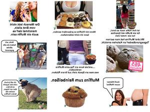 Muffins zum Reinbeissen