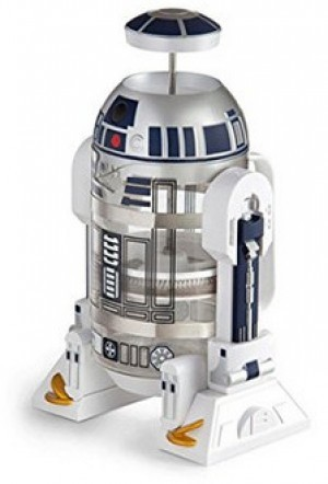 Star Wars R2-D2 Kaffeemaschine!