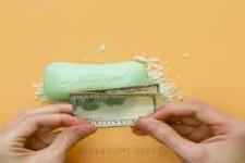 Geld Verstecke auf Reisen