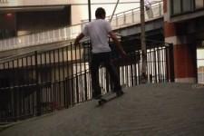 Ein Skate-Profi