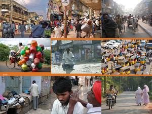 Indien - Leben auf den Strassen