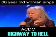 Highway to Hell - Sensation die Dame