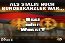 Ossis und Wessis
