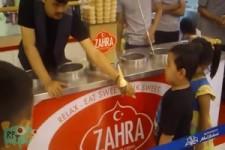 Der Eisverkäufer