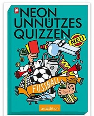 Unnützes Quizzen - Fußball!