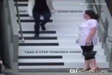 Treppenmusik