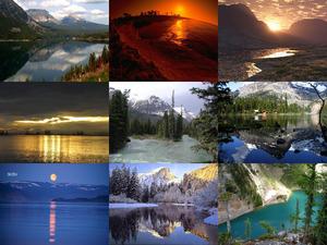 Kanada - Schöne Landschaften
