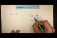 Multiplizieren OHNE zu rechnen. Mathematik