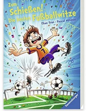 Zum Schießen! Die besten Fußballwitze!