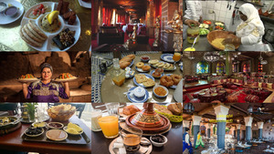Marokko Gastronomie