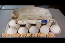 Warum oeffnen Kassierer die Eierkartons an der Supermarkt-Ka