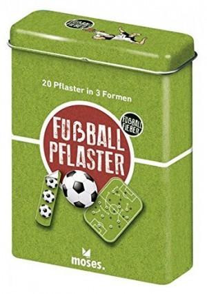 Fußball-Pflaster!