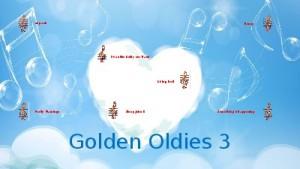 Jukebox - Golden Oldies 003