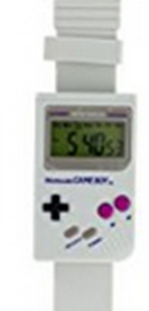 Gameboy Armbanduhr!