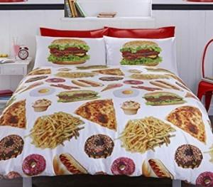 Fastfood-Bettwäsche!