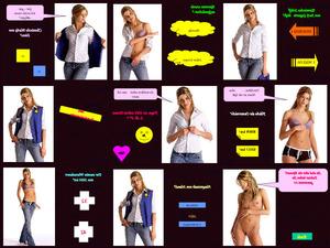 Striptease nur für Kluge 2