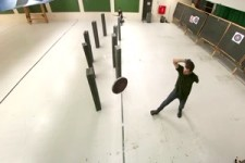 Der Meister mit Pfeil und Bogen