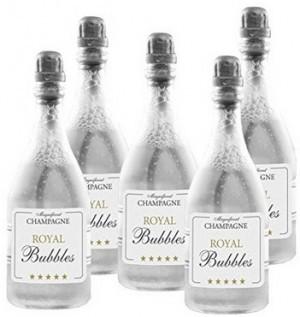 Wedding Bubbles!
