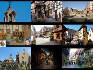 Eguisheim - (Platz in Frankreich)