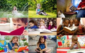 Kids & Books - Kinder & Bücher