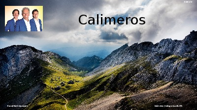 Jukebox - Calimeros 005