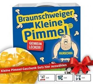 Braunschweiger Kleine Pimmel!