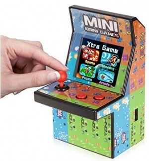 80er Retro Mini Arcade Spielautomat!