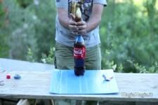 Spezielles Cola-Experiment