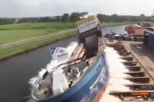 Neues Schiff -4-