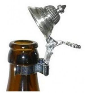Bierflaschenzinndeckel!