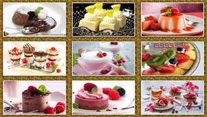 Dessert..