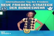 Neue Friedensstrategie der Bundeswehr