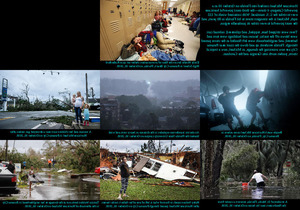 Hurricane Michael - Hurrikan Michael