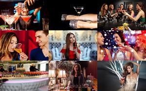 Girls & Cocktails - Mädchen & Cocktails
