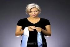 So kannst du einen Schal knoten - genial