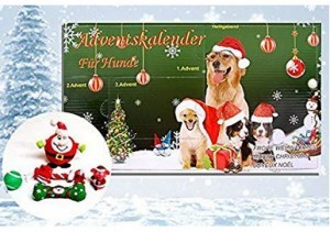 Adventskalender für Hunde!