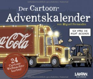 Fernandez - Der Cartoon-Adventskalender!
