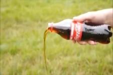 die Cola-Rakete
