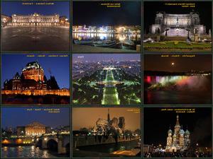 Nachtbilder aus aller Welt